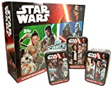 Unbekannt Force Attax Adventskalender + 3 verschiedene Tins Journey to Star Wars