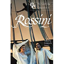 The Cambridge Companion to Rossini