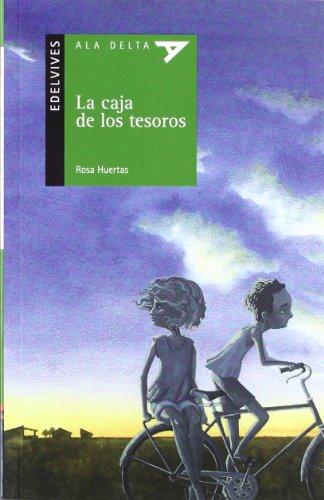 La caja de los tesoros / The Box of Treasures (Ala Delta: Serie Verde / Hang Gliding: Green Series) por Rosa Huertas
