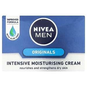 NIVEA Men Intensive Originals Moisturising Cream, 50ml