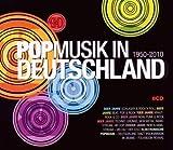 Popmusik in Deutschland 1950 bis 2010, 8CDs