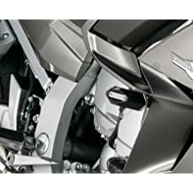 Sturzpads Kit Schwarz. Yamaha FJR 1300 (06-)