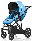 Britax B-Smart 4 Versatile Pushchair (Blue Atoll )