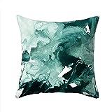MOIKA Géométrique Confort Housse de Coussin Home Office Bar Décor Texture Throw...