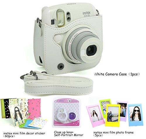 CAIUL 4 dans 1 Accessoires Liasses Set pour Fujifilm Instax Mini 25...