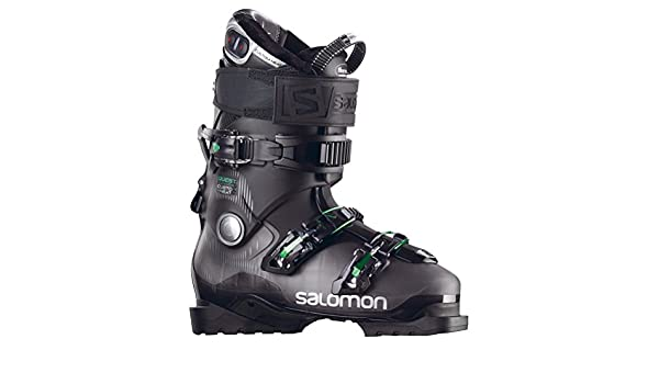 Skischuhe Salomon QST Access Custom Heat Anthracit