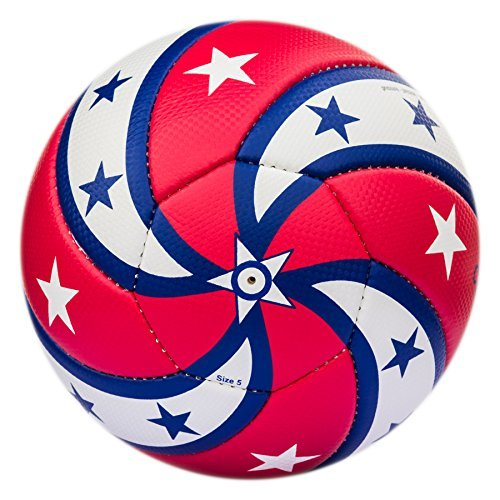 BEND-IT SOCCER CURL-IT PRO USA PREMIUM SOCCER BALL