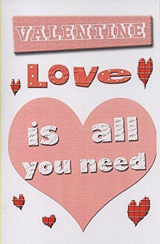 San Valentín es todo Amor y todo lo que necesitas.
