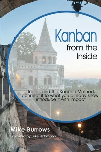 Kanban from the Inside por Mike Burrows