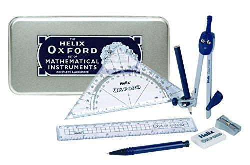 Helix Oxford Geometrie-Set für Fortgeschrittene - Oxford Set