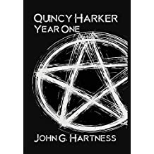 Year One - A Quincy Harker Demon Hunter Collection