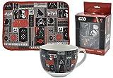 Star Wars D92482 AS - Set Tazza Jumbo e Tovaglietta