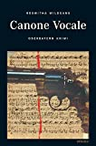 Canone Vocale (Oberbayern Krimi) bei Amazon kaufen