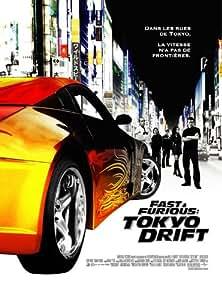 Affiche Cinéma Originale Grand Format - Fast & Furious : Tokyo Drift (format 120 x 160 cm pliée)
