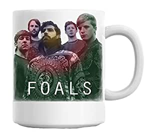 Foals Band Photo Mug