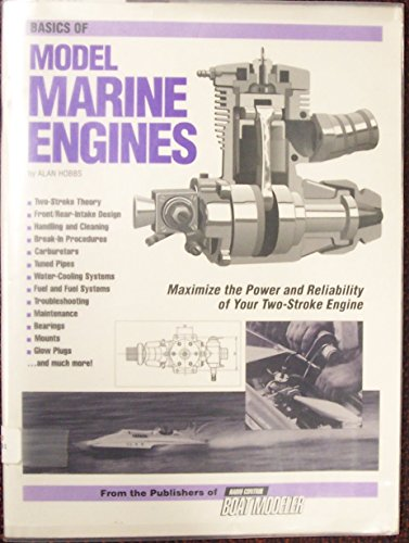 Basics of Model Marine Engines (Mme) por Alan Hobbs