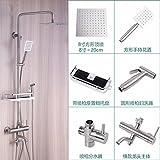 Küche oder Badezimmer Waschbecken Mischbatterie Edelstahl 304 Wasser in der Dusche Pack warme und kalte Druckluft Sprühpistole Frau Waschen, heben Sie den Duschkopf Spray Regen F Tippen
