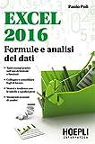 Image de Excel 2016: Formule e analisi dei dati