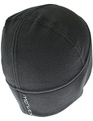 Motivex Gorro Texto Captain, gorro de Polartec Micro polar de color: negro talla S de XL, color negro, tamaño S-M