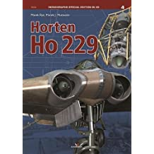 Horten Ho 229 (Monographs Special Edition 3D)