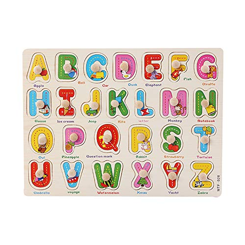 Coupon Matrix - Singular-Point CM© toys Clearance! Wooden Number Lette Puzzle Jigsaw Early Learning Baby Kids Educational CM© toys