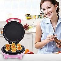 XY-QXZB Máquina de pastel de dibujos animados automática casa multifunción Waffle máquina desechables pan máquina de hornear desayuno