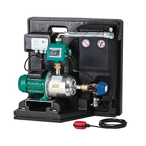 Wilo - Récupérateur d'eau de pluie - Station de récupération eau de pluie Wilo-RainSystem MC304 Basic