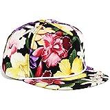 Agora Floral Tropical Fresh Prince Snapback Mütze