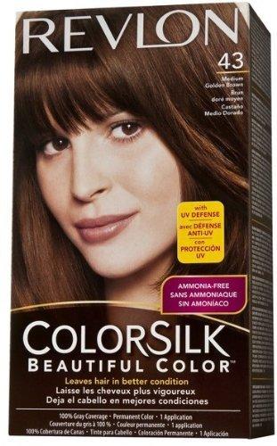 revlon coloration permanente colorsilk beautiful color couleur radieuse longue tenue couleur 818n - Coloration Revlon