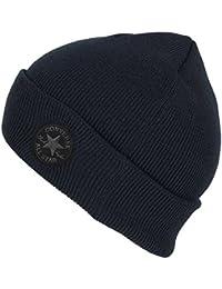 Converse CTAS Mütze Slim Fit Watchcap Blue Fir (dunkelblau)