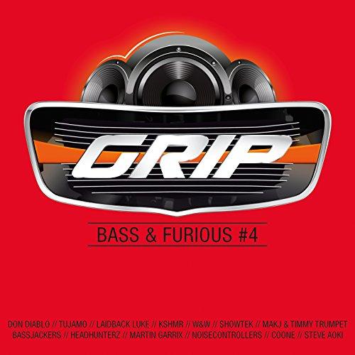 Grip Bass & Furious, Vol. 4 [Clean]