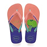 Havaianas Top Cool, Infradito Donna, Multicolore (Orange Cyber 6678), 35/36 EU