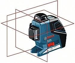 BOSCH Kreuzlinienlaser GLL 3-80 P Set, 601063307