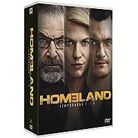 Homeland Temporada 1-5