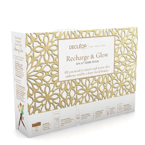 decleor-recharge-glow-spa-at-home-ritual-5-piece-kit