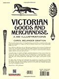 Image de Victorian Goods and Merchandise: 2,300 Illustrations