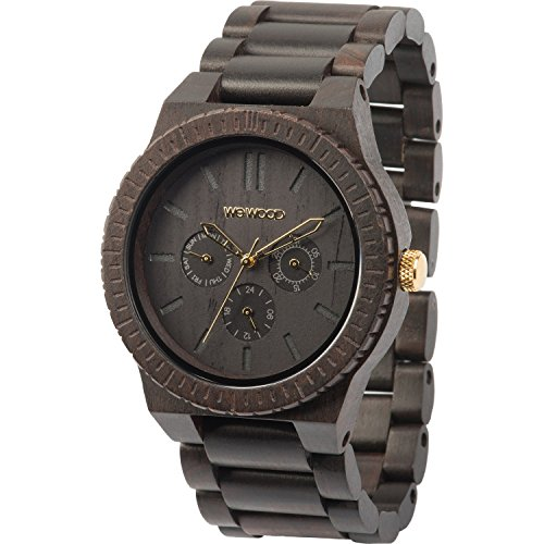 WeWOOD UK Kappa Watch Black Gold