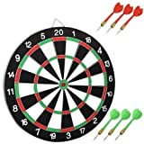Baltic with Indicators Shooting in The Game of soothers Sport Dart Board