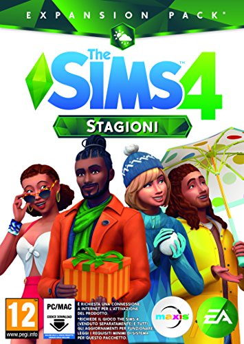Game pc Electronic Arts The Sims 4 Seasons - Expansion Pack