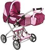Bayer Chic 2000 586T29 - Kombi Bambina, Dots Brombeere, lila/rosa