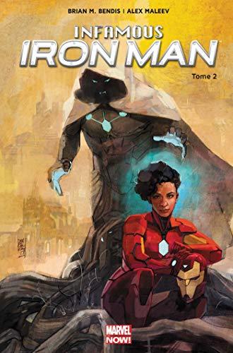 Infamous Iron Man T02 par M. Bendis, Brian,Alex Maleev