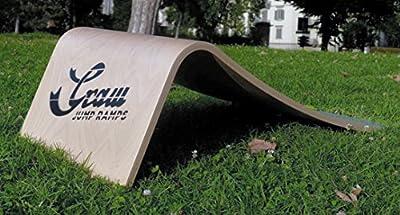 Rampa de skate para uso profesional - Rampa para skateboard / patineta by Graw Jump Ramps