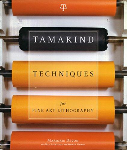 Tamarind Techniques of Fine Art Lithography por Marjorie Devon