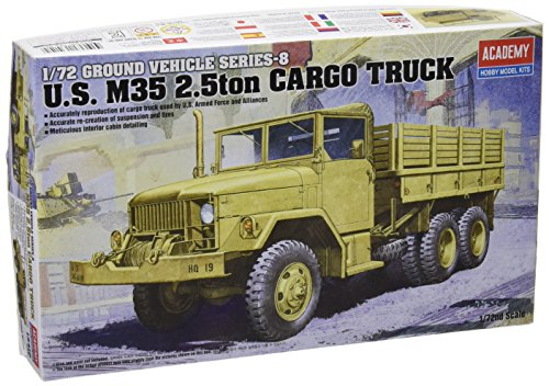 Academy ac13410-1/72 M35 Cargo Truck, 2.5 Ton