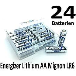 Energizer Ultimate dans différentes Tailles Set 2: 24x Mignon AA LR06 +Box