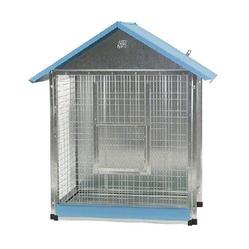 Vogelvoliere Voliere für Vögel aus Stahl