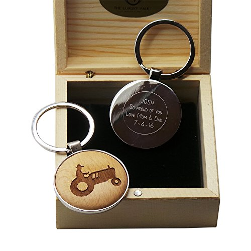 tractor-personalised-engraved-keyring-wooden-silver-plated-metal-farmer-farming-keychain-in-luxury-w