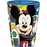 Mickey Mouse - Vaso plastico pequeño 260 ml (Stor 22007)