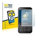 BROTECT Schutzfolie Matt kompatibel mit BlackBerry Q5 [2er Pack] - Anti-Reflex