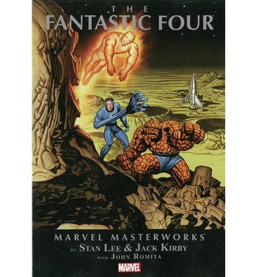 [ MARVEL MASTERWORKS: THE FANTASTIC FOUR VOLUME 10 (MARVEL MASTERWORKS: THE FANTASTIC FOUR) ] Marvel Masterworks: The Fantastic Four Volume 10 (Marvel Masterworks: The Fantastic Four) By Lee, Stan ( Author ) Apr-2014 [ Paperback ]